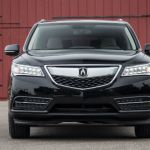 2015 Acura MDX 3.5L Facelift