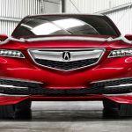 2015 Acura TL Facelift