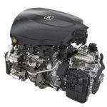 2015 Acura TL V6 Engine