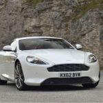 2015 Aston Martin DB9 Facelift