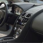 2015 Aston Martin DB9 Mako Blue Interior