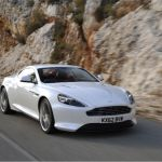 2015 Aston Martin DB9 Morning Frost
