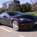 2015 Aston Martin Rapide S Amethyst Drive