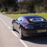 2015 Aston Martin Rapide S Amethyst Exhaust