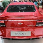 2015 Aston Martin Rapide S Exterior