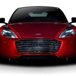2015 Aston Martin Rapide S Facelift