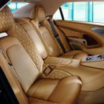 2015 Aston Martin Rapide S Interior