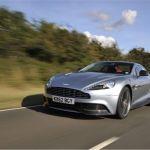2015 Aston Martin Vanquish Silver