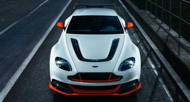 2015 Aston Martin Vanatage GT12