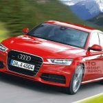 2015 Audi A4 Avant USA