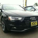 2015 Audi A4 Black
