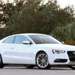 2015 Audi A5 White