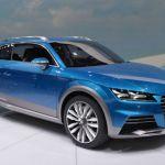 2015 Audi Allroad Canada