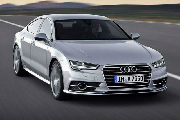 2015 Audi RS7 Order Guide