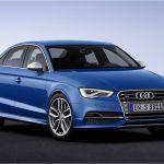 2015 Audi S3 Blue