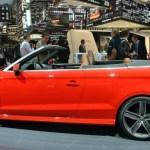 2015 Audi S3 Cabriolet