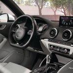 2015 Audi S3 Sedan Interior