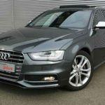 2015 Audi S4 Avant