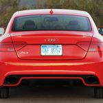 2015 Audi S5 Exhaust