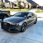 2015 Audi S6 Black Optics