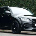2015 Audi SQ5 Black