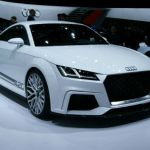 2015 Audi TT White