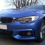 2015 BMW 4 Series M Sport Facelift