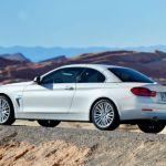 2015 BMW 4 Series White