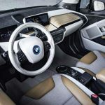 2015 BMW 5 Series Interior