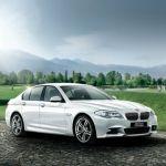 2015 BMW 5 Series Wagon Wallpaper