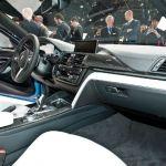 2015 BMW M3 Sedan Interior