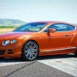 2015 Bentley Continental GT Orange
