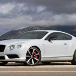 2015 Bentley Continental GT White