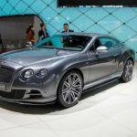 2015 Bentley Continental Model
