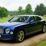 2015 Bentley Mulsanne Coupe
