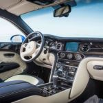 2015 Bentley Mulsanne Interior