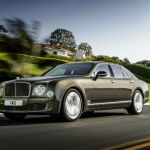2015 Bentley Mulsanne Speed Specs