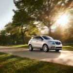 2015 Buick Encore in White Pearl Tricoat