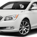 2015 Buick LaCrosse White
