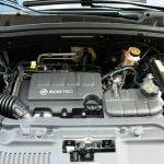 2015 buick Encore Engine