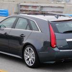 2015 Cadillac CTS V Wagon Black