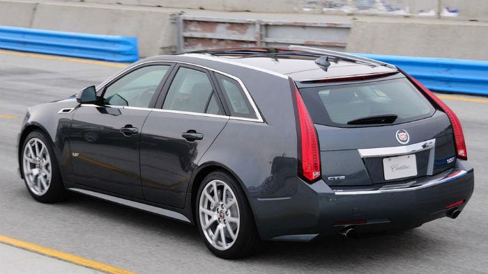 2015 Cadillac CTS Wagon