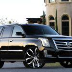 2015 Cadillac Escalade EXT Custom