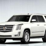 2015 Cadillac Escalade White