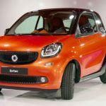 2016 Smart Fortow Car