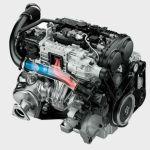 2016 Volvo V70 Engine
