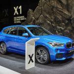 BMW X1 M Sport 2017