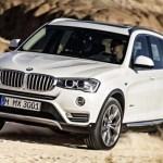 BMW X3 2017 G01
