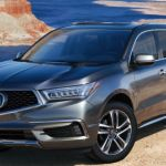 2017 Acura MDX Lease