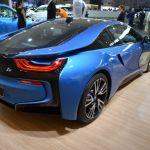 2017 BMW i8 Blue